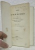 Notice sur la vie et les travaux de J.-A. Galiffe, C. G., avec quelques extraits de ses correspondances et autres pièces justificatives..