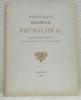 Bibliothèque Silvain S. Brunschwig. Deuxième partie. Livres d'emblemes. Dix-septième au vingtième siècle. Livres de l'époque 1900..