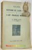 """Le monde slave et l'Orient. Quarante planches hors texte. Collection: """"Histoire de l'expansion de l'art français moderne"""".. REAU, Louis."""