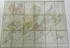 Carte du Canton de Genève. Réduction de celle du Général Dufour..