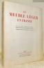 Le meuble léger en France. Trois cent vingt-quatre photographies de Pierre Devinoy, présentation de Guillaume Janneau.. DEVINOY, Pierre. - JANNEAU, ...