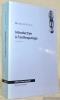 Introduction à l'anthropologie.Troisième édition revue et corrigée. Collection Sciences humaines.. KILANI, Mondher.