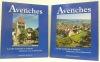 Avenches. La ville médiévale et moderne. Urbanisme, Arts et Monuments. 2 Volumes.. GRANDJEAN, Marcel.