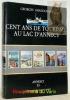 Cent ans de tourisme au Lac d'Annecy. Annesci 33.. GRANDCHAMP, Georges.