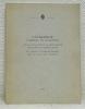 Catalogue complet et raisonné de la collection d'argenterie hispano-sud-américaine du Musée d'Ethnographie de la ville de Genève..