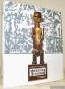 Quelques impressions d'Afrique. Texte de Pierre Nahon. Galerie Beaubourg. Art africain et art contemporain.. NAHON, Pierre.