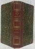 Musique des chansons de Béranger. Airs notés anciens et modernes. Septième édition. Augmentée de la musique des chansons publiées en 1847 et de trois ...
