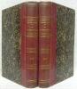 Le trombinoscope. Dessins de G. Lafosse. Complet du n.° 1 à n.° 240 reliés en deux volumes.. TOUCHATOUT. - LAFOSSE, G.