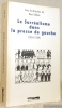 Le Surréalisme dans la presse de gauche. Textes recueillis sous la direction de Henri Béhar. Publié avec le concours du CNRS.. BEHAR, Henri.