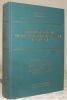 L'enfer érotique de la chanson folklorique française. Deux tomes en un volume. I: Etude historique et sociologique. II: Corpus de 419 textes intégraux ...