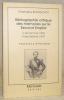 Bibliographie critique des mémoires sur le Second Empire 2 décembre 1852 4 septembre 1870. Préface de S.A. le Prince Murat.. BOURACHOT, Christophe.