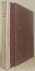 Daphnis & Chloé de Longus. Illustré de lithographies originales de Hans Erni.. LONGUS.