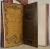 De la Reliure. Exemples à imiter ou à rejeter. L'art du siècle. De l'habillement du livre. Ses qualités et sa décoration. Illustrations de reliures et ...