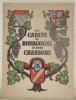 Les cadets de Bourgogne et leurs chansons. Illustrations de Maurice Albe. Paul-Emile Cadilhac en guise de préface.. RODIER, Camille.