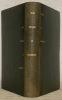 Le Décameron. Edition présentée at annotée par Vittore Branca. Collection: Les portiques, n.° 26.. BOCCACE.