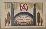 Paris 1925. Expositions des Arts Décoratifs. 20 cartes postales..