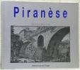 Piranèse. Conception graphique: Alessandra Scarpa.. BARRIER, Janine.