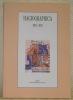 Hagiographica. XIX - 2012. Rivista di agiografia e biografia della Società Internazionale per lo Studio del Medioevo Latino fondata da Claudio ...