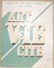Vie Art Cité Revue Suisse Romande. N° VII. Vitrail et art mural modernes en Suisse..