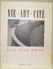 Vie Art Cité  Revue Suisse Romande. Numéro 1, 1944..