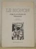 Le Bignon, vingt-et-dessins de Manessier. 1942 - 1946. Introduction de Camille Bourniquel.. MANESSIER, Alfred.