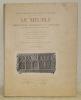 Le meuble. Ameublement provençal et Comtadin du moyen-age à la fin du XVIIIe siècle. Préface de Henry Havard. Ouvrage illustré de 128 planches hors ...
