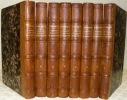Histoire des Ducs de Bourgogne de la Maison de Valois 1364-1477. 8 volumes complets.. BARANTE, M. de.