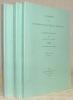 Académie des Inscriptions & Belles-Lettres. Compte rendus des séances de l'année 1998. Publication trimestrielle. Fascicule I - III et IV. .