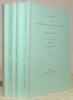 Académie des Inscriptions & Belles-Lettres. Compte rendus des séances de l'année 2002. Publication trimestrielle. Fascicule I - II - III et IV. Année ...