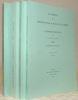 Académie des Inscriptions & Belles-Lettres. Compte rendus des séances de l'année 2004. Publication trimestrielle. Fascicule I - II - III et IV. Année ...