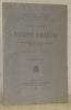 La candidature de Philippe d'Orléans à la souveraineté des provinces belgiques en 1789 et 1790. D'après des documents inédits.. CARTON de WIART, le ...