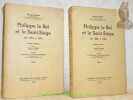 Philippe le Bel et le Saint-Siège de 1285 à 1304. Ouvrage posthume publié par Françoise Lehoux. Préface de Son Eminence le Cardinal Baudrillart. Tomes ...