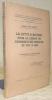 La lutte d'Anvers pour la liberté du commerce des céréales de 1832 à 1845. Bibliothèque de l'Ecole supérieure de Science commerciales et économiques ...