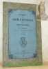 Description du cortège historique des Comtes de Flandre. Avec planche.. BUSSCHER, Edmond de.