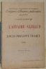 L'Affaire Alibaud ou Louis-Philippe traqué (1836). Collection Drames judiciaires d'autrefois.. Lucas-Dubreton, J.