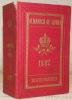 Almanach de Gotha annuaire diplomatique et statistique pour l'année 1887. Cent-vingtième-quatrième année..