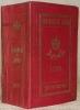 Almanach de Gotha annuaire diplomatique et statistique pour l'année 1899. Cent-trente -sixième année..
