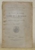 Le traité de Madrid et la cession de la Bourgogne à Charles-Quint. Etude sur le sentiment national bourguignon en 1525 - 1526.Bibliothèque de ...