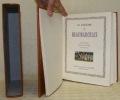 """Le théâtre de Beaumarchais. 3 Tomes. Illustré par Jean Gradassi """"le miniaturiste"""".Tome premier: le Barbier de Séville ou la précaution inutile.Tome ..."""