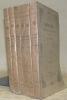 Richelieu, Mazarin, la Fronde et le règne de Louis XIV. 6 volumes complets. Collection Trésor historique et littéraire.. CAPEFIGUE, M.