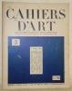 Cahiers d'Art, n.° 3, 5e année, 1930. Revue d'art paraissant dix fois par an. Peinture, sculpture, architecture, art ancien, ethnographie, cinéma.De ...