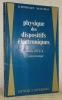 Physique des dispositifs électroniques. Maîtrise d'E.E.A. C3 - électronique.. PISTOULET, B. - SAVELLI, M.