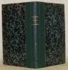 Le Colon de Van Diémen ou aventure d'un émigrant. Contes des colonies. Tome premier. Traduit de l'anglais sur la 5e édition par N. Lefebvre-Duruflé.. ...