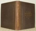 Mittheilungen aus Justus Perthes' Geographischer Anstalt über wichtige neue erforschungen auf dem Gesammtgebiete der Geographie. 1856.. PETERMANN, A.