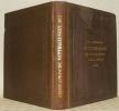 Mittheilungen aus Justus Perthes' Geographischer Anstalt über wichtige neue erforschungen auf dem Gesammtgebiete der Geographie. 1857.. PETERMANN, A.