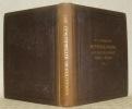 Mittheilungen aus Justus Perthes' Geographischer Anstalt über wichtige neue erforschungen auf dem Gesammtgebiete der Geographie. 1861. (Mit) ...