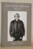 JEAN-FRANCOIS BOVARD. Musicien. Témoignages et photographies suivis d'un catalogue de ses oeuvres par Jean-Louis Matthey et Jacques Beaud de la ...