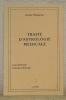 Traité d'astrologie médicale. Astrobiologie. Astropsychologie. L'an 5987.. MAGEAU, Alain.