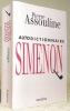 Autodictionnaire Simenon.. ASSOULINE, Pierre.