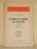 La présence de Stendhal aux Etats-Unis 1818-120. Préface de Graham C. Jones. Collection stendhalienne.. WALTHER, Maud S.